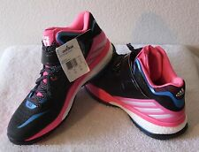 NWT Adidas RG3 Energy Boost Mens Training Shoes 13 Black/Pink MSRP$160