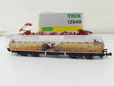 MINI TRIX 12648 E-Lok BR 120 la ferrovia unisce con decoder digitale so332