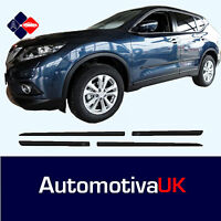 fits Nissan X-Trail Mk3 Rubbing Strips Door Protectors Side Protection Mouldings