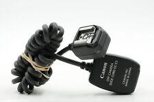 Canon OC-E3 Off-Camera Shoe Cord                                            #800