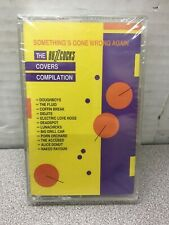 V/A Something's Gone Wrong Again: The Buzzcocks Covers Compilation Cassette PUNK