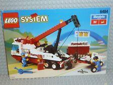 LEGO® Town Classic Bauanleitung 6484 F1 Hauler ungelocht BA Anleitung
