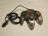 Original Authentic Nintendo 64 Controller - Atomic Purple N64 Good Stick OEM