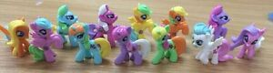 Set Of 12Pcs My Little Pony Toy Figures Gift SIZE 4-5 cm
