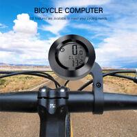 kabellos LCD Fahrradcomputer Fahrradtacho drahtlos Kilometerzähler Kmh Mph