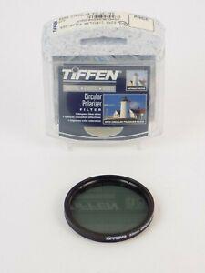 Tiffen 62mm Circular Polarizing Lens Filter