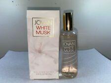 COTY JOVAN WHITE MUSK COLOGNE SPRAY 3.25 FL OZ WOMEN NEW UNSEALED BOX (B2)