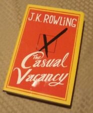 The Casual Vacancy by J. K. ROWLING, Hardcover