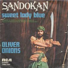 SANDOKAN -- SWEET LADY BLUE == OLIVER ONIONS