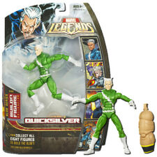 Hasbro Marvel Legends Series 2 Quicksilver Green Variant 6-Inch Action Figure