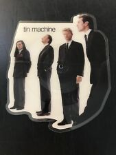 "TIN MACHINE - `Maggies Farm' (Live) 7"" SHAPED PICTURE DISC, (1989, EMI)"