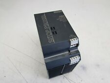 SIEMENS 6EP1334-1LB00 SITOP PSU100L POWER SUPPLY 24V 10A XLNT USED TAKEOUT !!