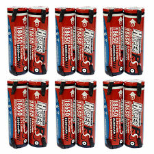 12 pcs 18650 2600mAh 3.7V Li-ion Rechargeable Battery with Tab HyperPS US Stock