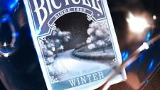 Bicycle four seasons Limited Edition (invierno) Playing Cards poker juego de naipes
