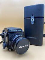 Vintage Mamiya RB67 Pro w/ Sekor 90mm F/3.8 120 FilmBack, Japan