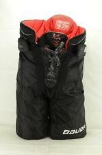 New listing Bauer Vapor 1X Lite Ice Hockey Pants Senior Size Large Black (0114-1758)