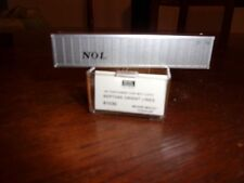 Micro-trains N-scale Neptune Orient Lines container