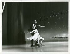 CAROL LAWRENCE DREAM SEQUENCE DANCING THE HOLLYWOOD PALACE 1964 ABC TV PHOTO