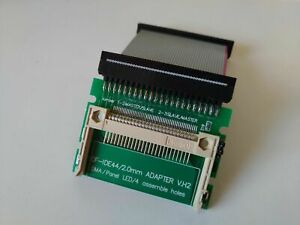 Commodore Amiga 600, 1200 IDE to Compact Flash CF Hard Drive Adapter + Cable