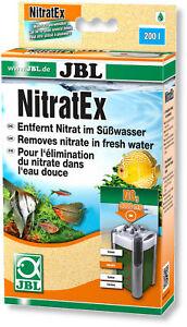 JBL Nitratex 250ml (chemical media removes aquarium nitrates algae treatment)