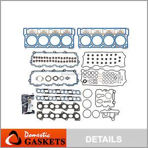 Fits 03-10 Ford Super Duty 6.0L Power Stroke Diesel Turbo MLS Head Gasket Set