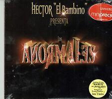 Hector El Bambino Presenta Los Anormales   BRAND  NEW SEALED  CD