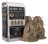 Grandpa Gus's  For Mice Rodent Repellent  Scent Pouch Pod  5.5 oz. 4 pk