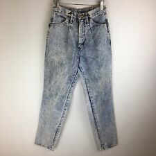 Vintage USA Wrangler Jeans - Relaxed Fit Acid Wash - Tag Size: 7 (26x34) - #3039