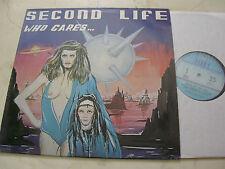 SECOND LIFE Who Cares.....DUTCH PROG. 1981 FLEET LABEL