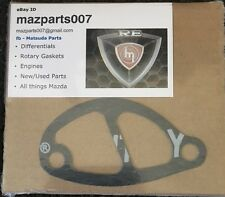 MAZDA ROTARY 10A 12A TWIN DIZZY WATER PUMP HOUSING GASKET ! FREE POST AU !