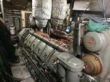 MWM TBD 604 BV12 Marinemotor W6
