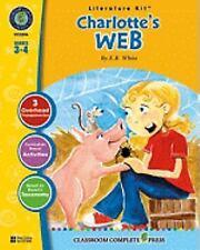 Charlotte's Web - Novel Study Guide Gr. 3-4 -