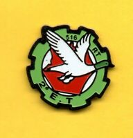 Pin's lapel pin pins Militaria Military 2e E.T. 516e RT REGIMENT DE TRAIN Canard