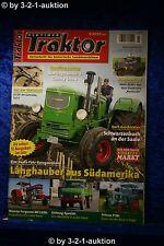 Oldtimer Traktor 5/13 DECA A 110 Fahr D 800 Primus P 2 MF 1100 Münch Traktoren