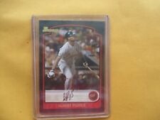 2003 Bowman baseball card #24 Albert Pujols