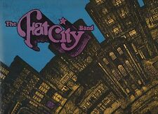 THE FAT CITY BAND SELF TITLED LP 1985 SIGNED VA VOOM #1085 ROCK FUSION R&B