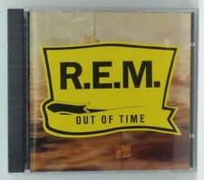 R.E.M. Out Of Time Cd 1991 (a9) Rock Pop Alternative