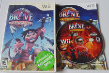 Brave: A Warrior's Tale (Nintendo Wii, 2009) complete