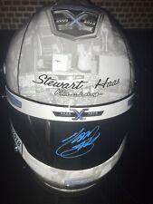 Tony Stewart Signed Autograph Stewart-Haas 10x Limited Edition Full Size Helmet
