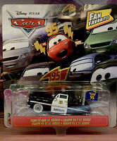 Disney Pixar Cars Team 95 And 51  Sheriff NEW ARRIVAL FAN FAVORITES