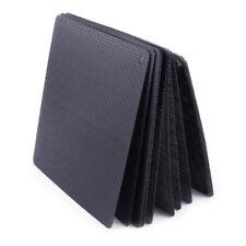 10× 140mm PVC Black PC Fan Dust Filter Dustproof Case Computer Cooler Cover Mesh