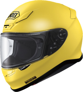 Shoei X-Small RF-1200 Brilliant Yellow Full Face Motorcycle Helmet