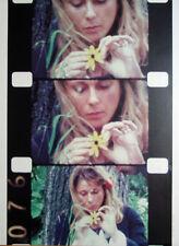 "Jonas Mekas ""Kate Manheim with a daisy 1972"" Original Silkscreen S/N"