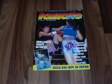 KARATE - BUDO JOURNAL # 2/1994 -- Nunchaku-Wing Tsun-Goju Kai WM-Wushu-Ninjutsu