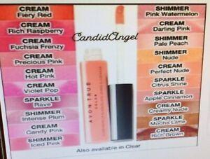 Avon True Color Glazewear Lip Gloss - NEW! You Choose
