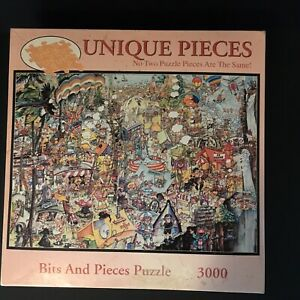 Bits and Pieces - 3000 Piece Jigsaw Puzzle for Adults - Crazy BBQ - 3000 pc...