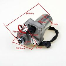 Start Starter Motor 50cc 70cc 90cc 110cc 125cc ATV Quad Bike Top Engine Position