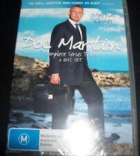 Doc Martin The Complete Season / Series 3 (Australia Region 4) DVD - New