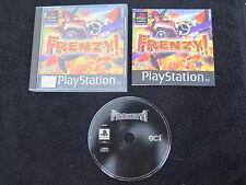 PS1 : FRENZY ! Completo ! Compatibile PS2 e PS3