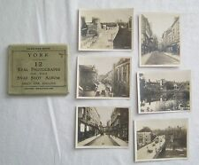 12 Real Photographs For Your Snap Shot Album York England Valentines